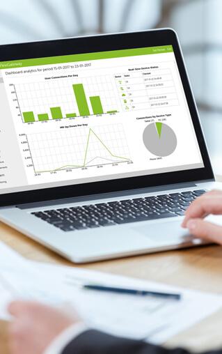 WiFi hotspot and social analytics provide customer insights